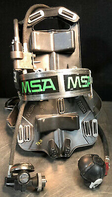 Msa Frame Harness Scba Air Pack Bottle Cylinder Tank Holder. Our 1