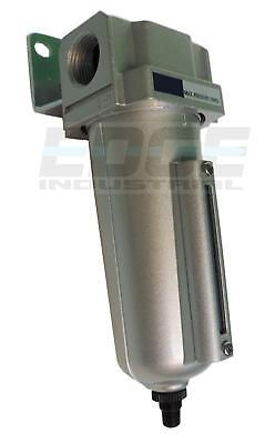 34 Heavy Duty In Line Compressed Air Water Separator Moisture Trap Auto Drain