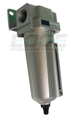 34 Heavy Duty In Line Compressed Air Water Separator Moisture Trap Auto Drain