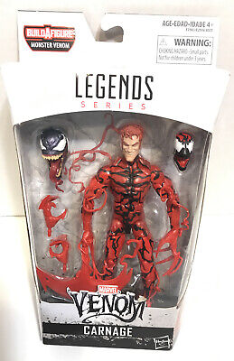 NEW Marvel Legends Venom CARNAGE Monster Venom BAF Wave Action Figure