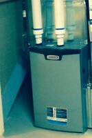 Furnace, Garage Heater, Humidifier, Air Conditioner
