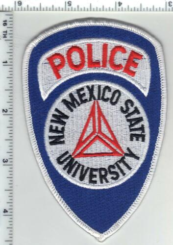 New Mexico State University Police 1st Issue Shoulder Patch