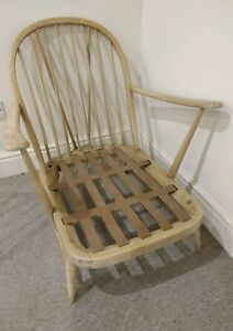 VINTAGE ERCOL 203 ARMCHAIR - RESTORATION PROJECT OR PARTS