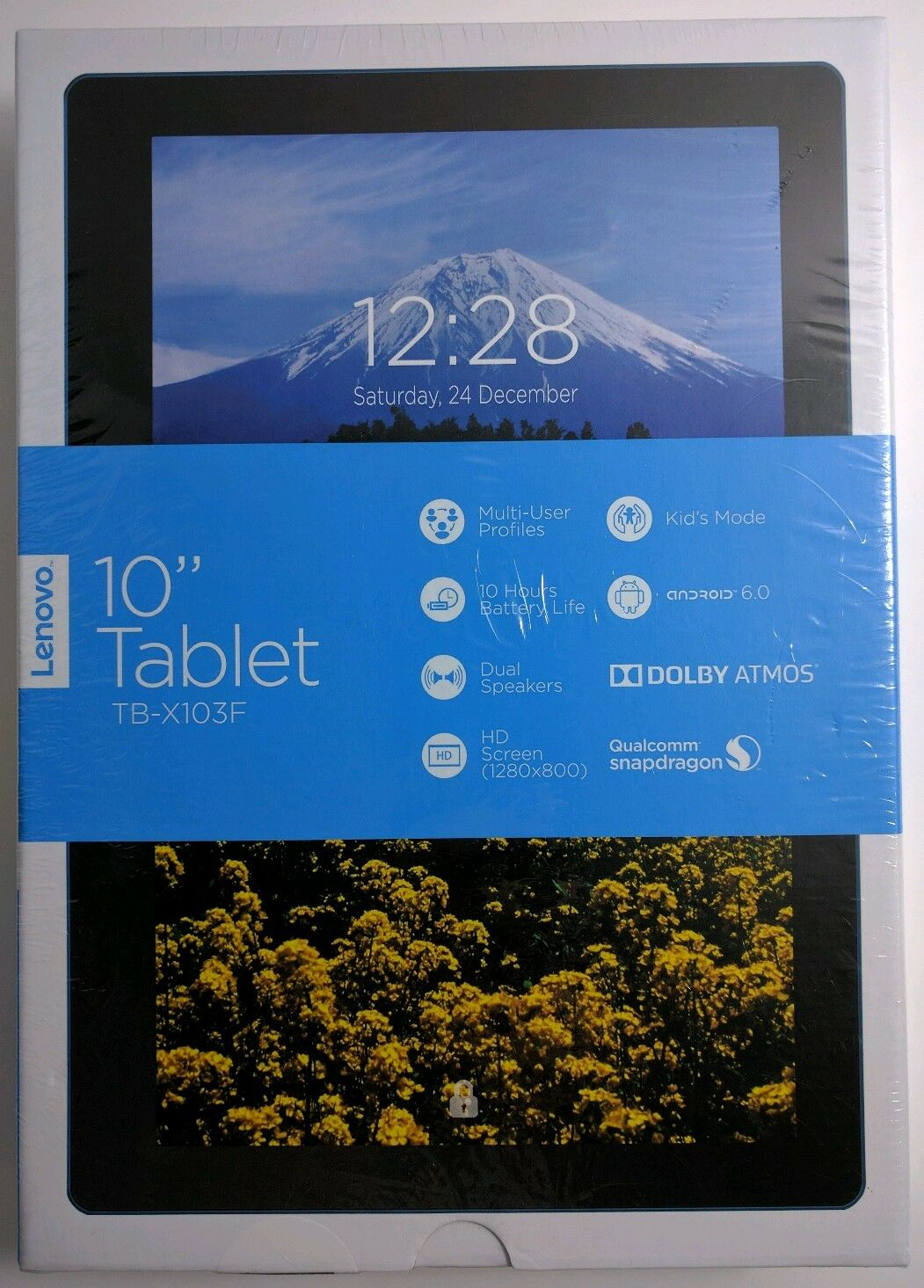 NEW Lenovo Tab 10 10.1