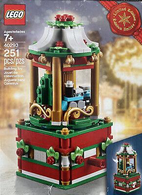 Lego 40293 Christmas Carousel New (dented Box)