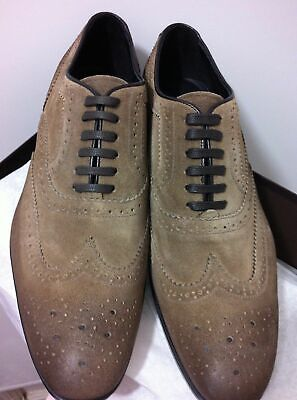 Doucal's Italian luxury beautiful shoes 43tag(Fit is 44/11US) NWT$825 Luckysale
