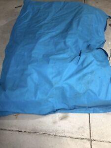 Sensory crash mat with foam filled already