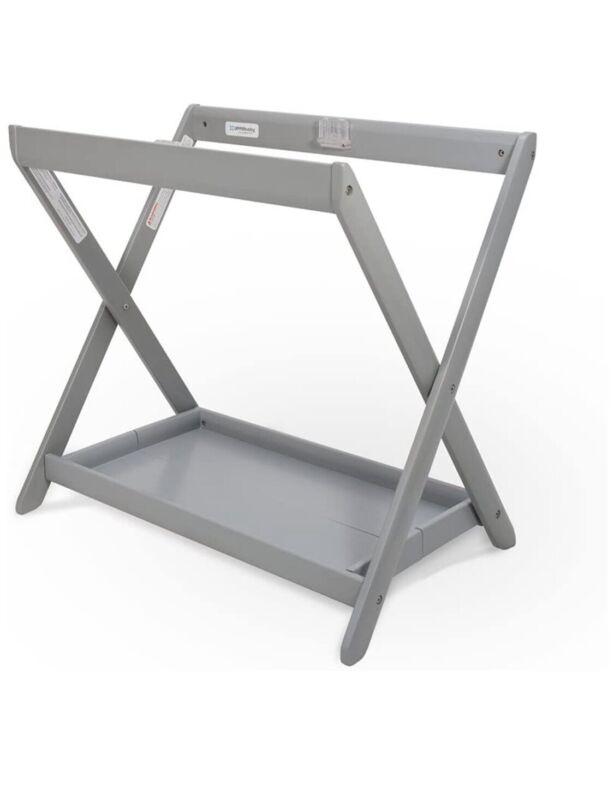 UPPAbaby 0208-G Grey Gray Bassinet Stand BRAND NEW & PERFECT!!