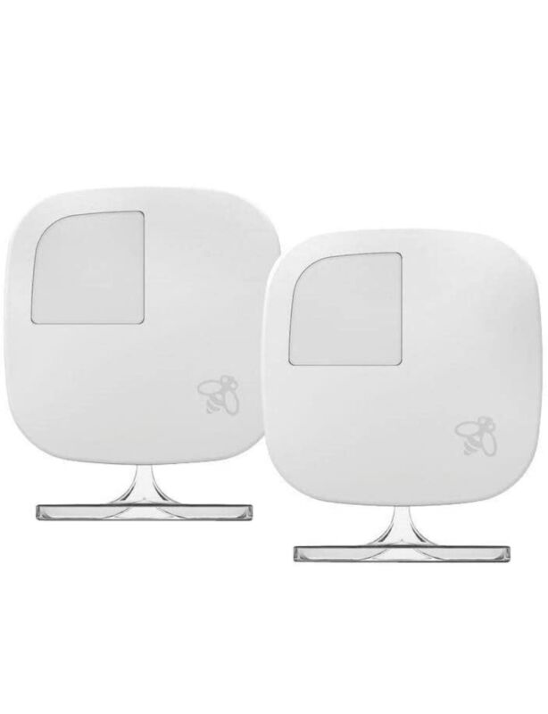 ecobee EB-RSE3PK2-01 Room Sensor with Stand, White - 2 Pack ✨NEW✨