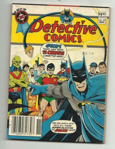 Best of DC Blue Ribbon Digest #30 - Detective Comics - Batman - FN- 5.5  Batgirl
