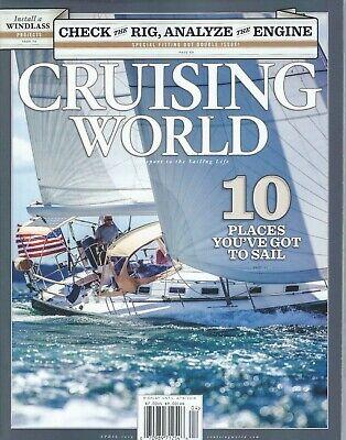 Cruising World Magazine - April 2019