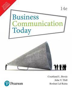 Business communication today books ebay business communication today 14e by bove fandeluxe Images