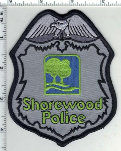 Shorewood Police (Wisconsin) 2nd Issue Shoulder Patch