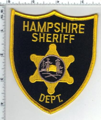 Hampshire Sheriff Dept. (West Virginia) 1st Issue Shoulder Patch