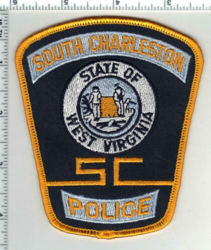 South Charleston (West Virginia) 2nd Issue Shoulder Patch