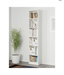 Billy Bookcase 40x28x202