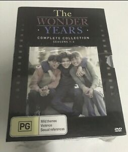 The Wonder Years complete DVD TV series collection Newcastle Newcastle Area Preview