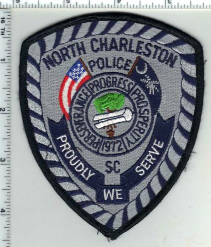 North Charleston Police (South Carolina) 4th Issue Shoulder Patch