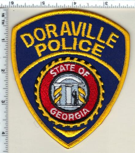 Doraville Police (Georgia)  Shoulder Patch - new from the 1997