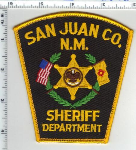 San Juan County Sheriff