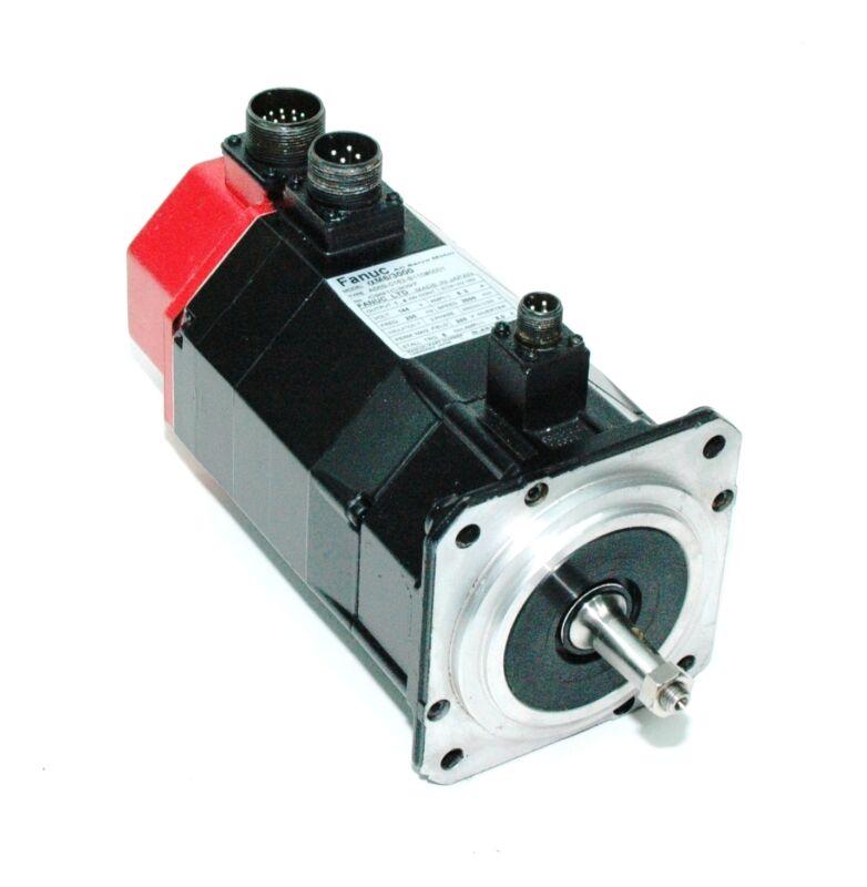 Fanuc A06b-0162-b110-0001 Motors-ac Servo [pz4]