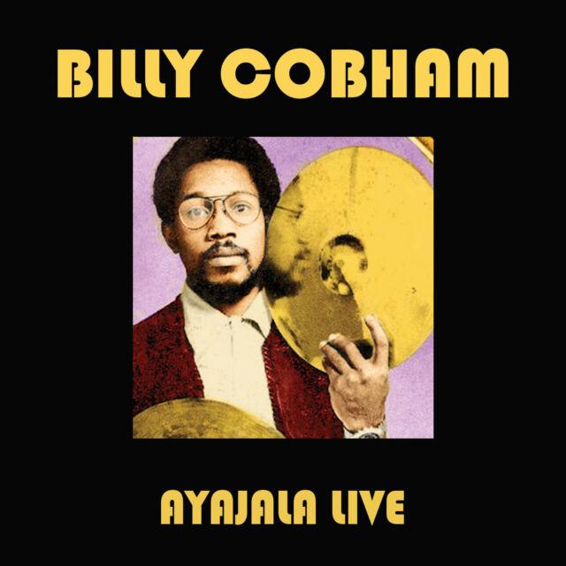 BILLY COBHAM & THE MAGIC BAND - Ayajala Live. New CD + sealed ** NEW **