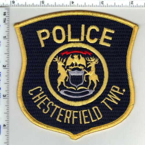 Chesterfield Township Police (Michigan) Uniform Shoulder Patch