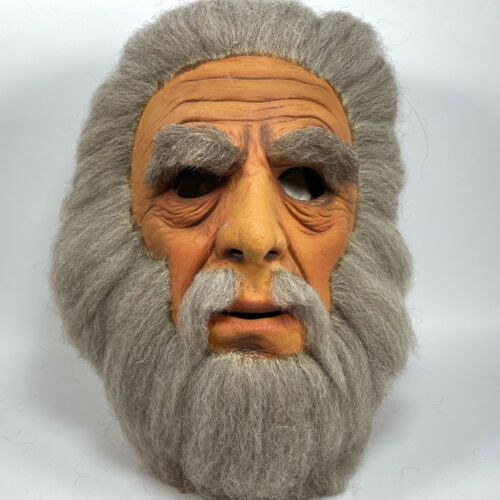 Don Post 1998 Universal Monsters Mad Doctor Boris Karloff Mask 291MM111