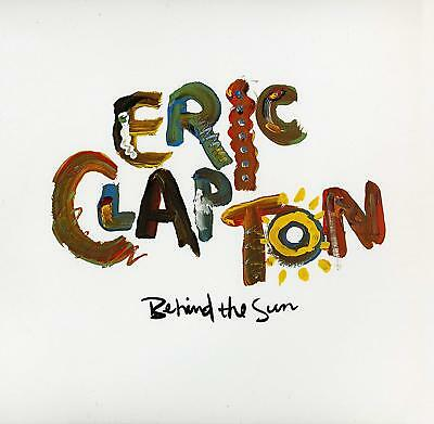 ERIC CLAPTON BEHIND THE SUN 2 X 140 GRAM VINYL SET (June 29th 2018)