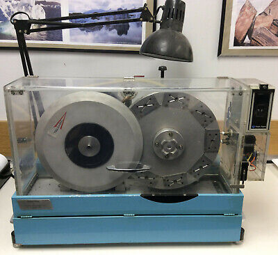 Petrographic Automatic Thin Sectioning Machine - Microtrim - 7 Sections Per Load