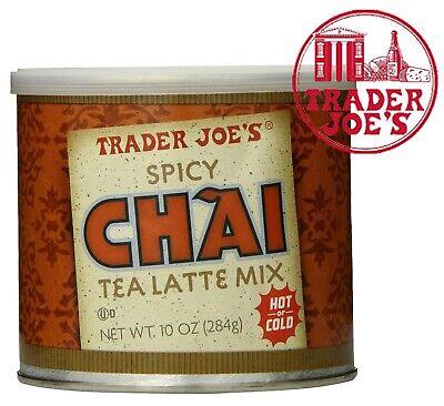 Chai Tea Latte Mix - Trader Joe's Spicy Chai Tea Latte Mix