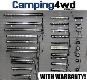 lightbars Factory Direct lightbar CLEARANCE light bar 4x4 truck f Wangara Wanneroo Area Preview