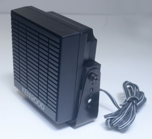 KENWOOD KES-4 External 20W 4Ohms Speaker for Mobile 2-Way Radio Commercial Grade
