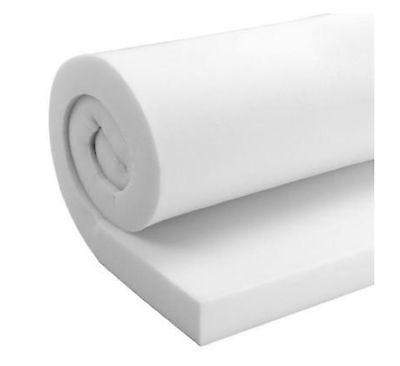 3 in Thick Multipurpose Foam Craft Upholstery Cushion Padding Sheet High Density