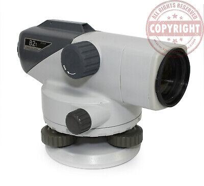 Sokkia B21 Automatic Level Surveying Topcon Leicatrimblezeisswildtransit