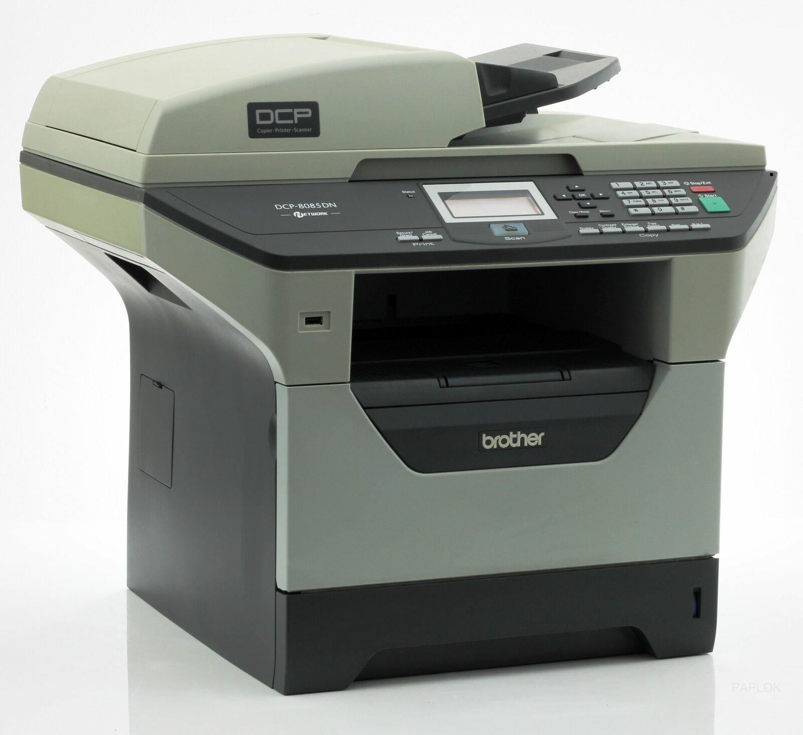 Brother imprimante mfc-8085dn multifonctions copieur laser scanneur