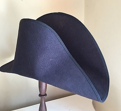 Napoleon Style Bicorn Hat Made In USA