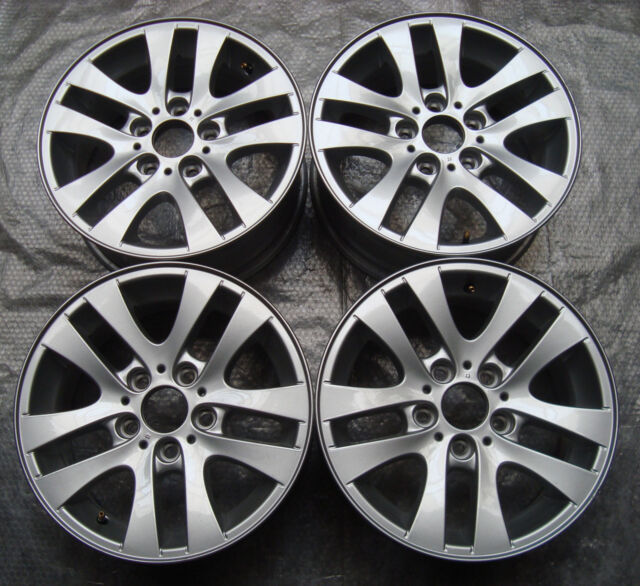 BMW E90 0609 3 Series Style 156 OEM Alloy Factory 16 Wheel