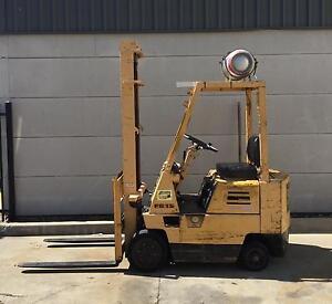 Komatsu Forklift 1.5ton,3.7 meter lift,LPG. $4,000.00 plus GST Narellan Camden Area Preview