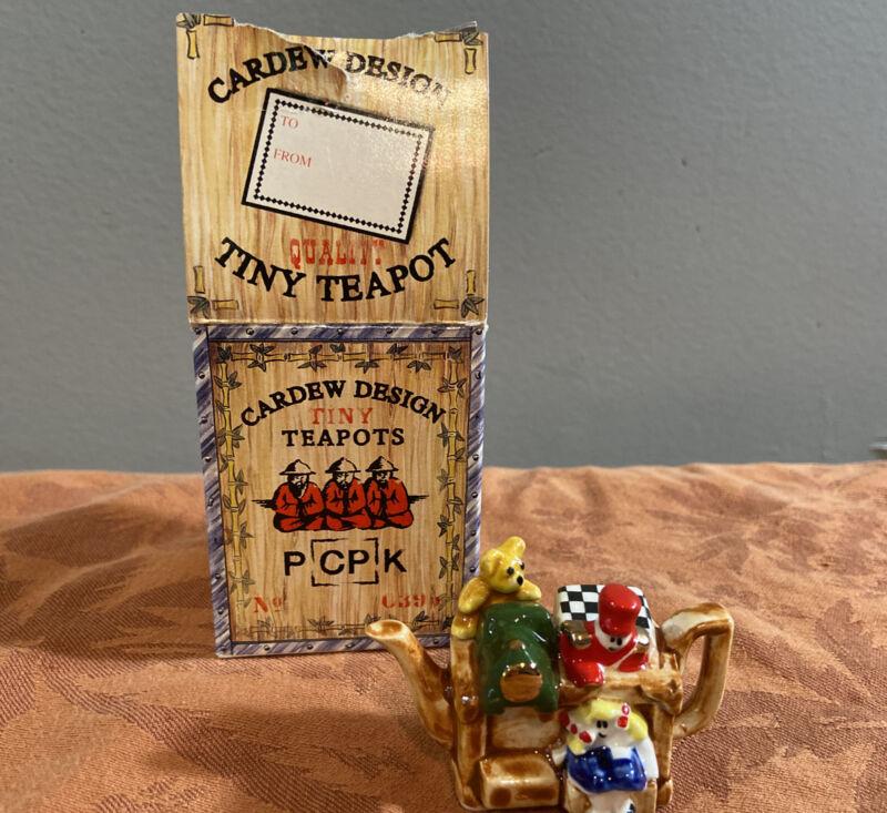 Cardew Design Tiny Teapots-Christmas Toys 1994