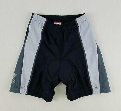 Men's Women's TYR Triathlon Cycling Shorts / Black Gray Padded Compression / (Triathlon Shorts Womens)