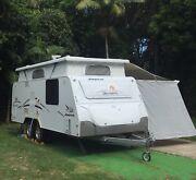 Caravan poptop Corlette Port Stephens Area Preview