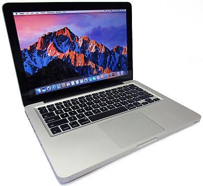 "Apple MacBook Pro 13"" MD102LL/A 2012 intel i5 Laptop 8GB 2.5GHz 500GB A1278"