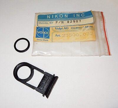 Nikon Volpi Microscope Filter Holder For Fiber Optic Illuminator