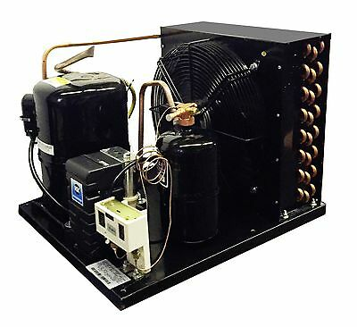 Indoor Wj2440z-2 Condensing Unit 1 Hp Low Temp R404a 220v Assembled In Usa