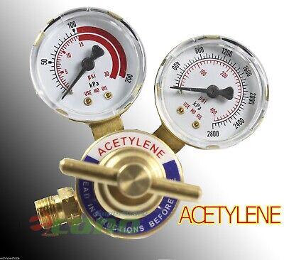 Cga 200 Welding Gas Welder Acetylene Regulator For Victor Torch Cutting Kits
