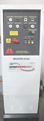 Nitrotherm Spray Nts J20 Pk Destatic Nitrogen Generator Paint Painting 2650yo