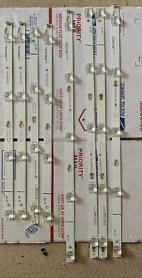 TCL 55S401 LED backlight strips 8