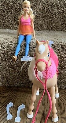 Barbie Dancin Fun Horse Doll and Horse Dance Together 3 Songs and Dances