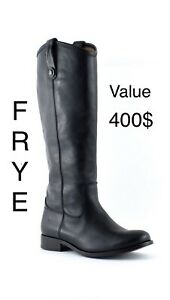 ❤️ FRYE all leather boots